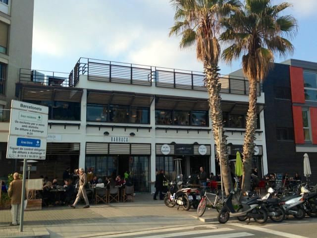 Barraca restaurante xavier pellicer blog restaurantes barcelona gastrofilia