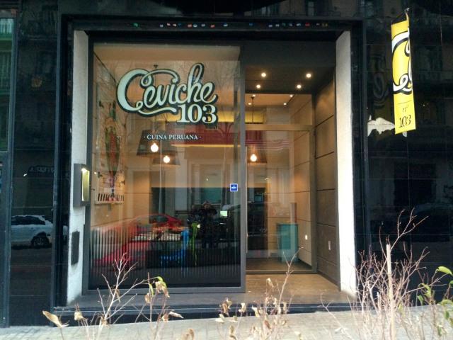 Ceviche 103 blogs restaurantes barcelona gastrofilia